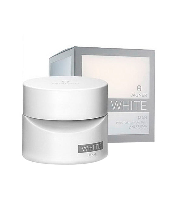 Aigner - White by Aigner EDT 125ml (Men)