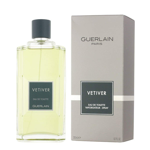 Vetiver by Guerlain EDT 200ml (Men)