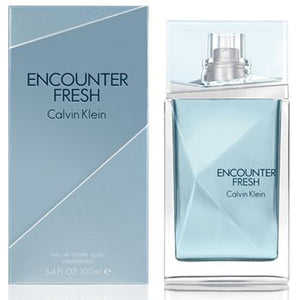 Encounter Fresh By Calvin Klein EDT 100ml For Men