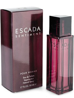 Escada - Sentiment by Escada EDT 50ml (Men)