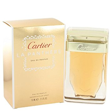 Cartier La Panthere by Cartier Eau De Parfum Spray 2.5 oz (Women)