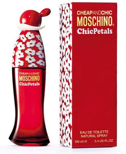 Moschino Cheap & Chic Petals By Moschino EDT 100ml For Women