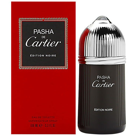 Pasha De Cartier Edition Noire By Cartier EDT 100ml For Men
