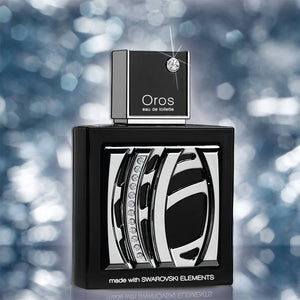 Oros Silver by Armaf Series EDP 85ml (Men)