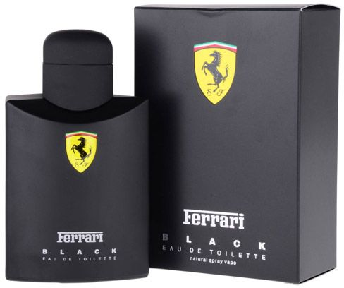 Ferrari - Black by Ferrari EDT 125ml (Men)