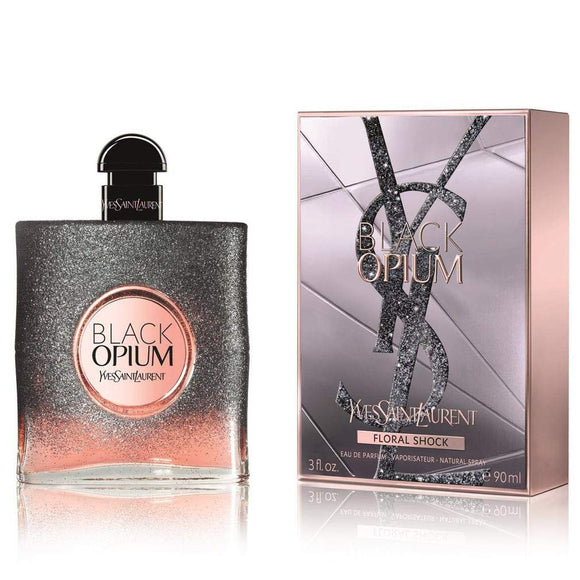 Black Opium Floral Shock by Yves Saint Laurent EDP 90ml for Women