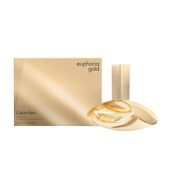 Euphoria Gold Lady by Calvin Klein EDP 100ml (Women)