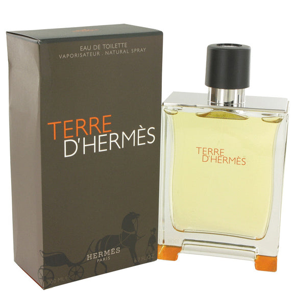 Terre D' Hermes by Hermes EDT 200ml (Men)