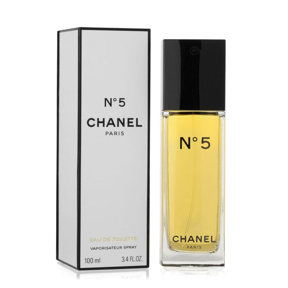 Chanel No.5 by Chanel EDT 100ml (Women)