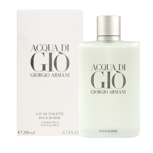 Aqua Di Gio by Armani EDT 200ml (Men)
