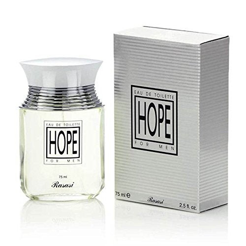 Hope By Rasasi EDT 75ml For Men