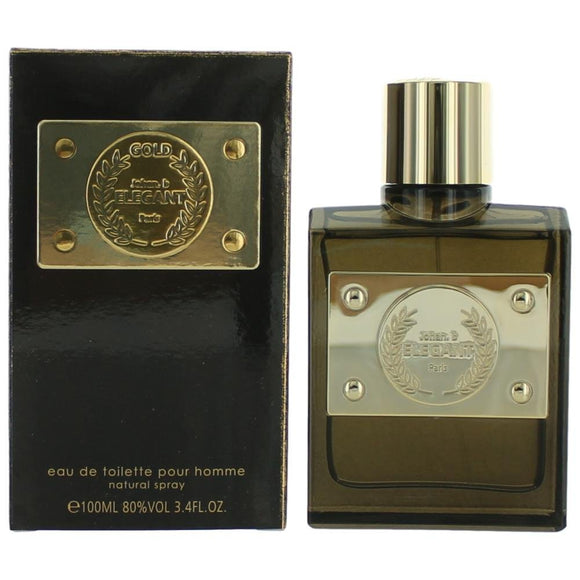 Elegant Gold By Johan B EDT 100ml For Men