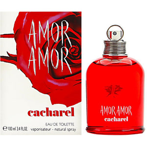 Amor Amor By Cacharel EDT 100ml For Women