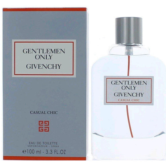 Givenchy Gentlemen Only Casual Chic By Givenchy EDT 100ml For Men