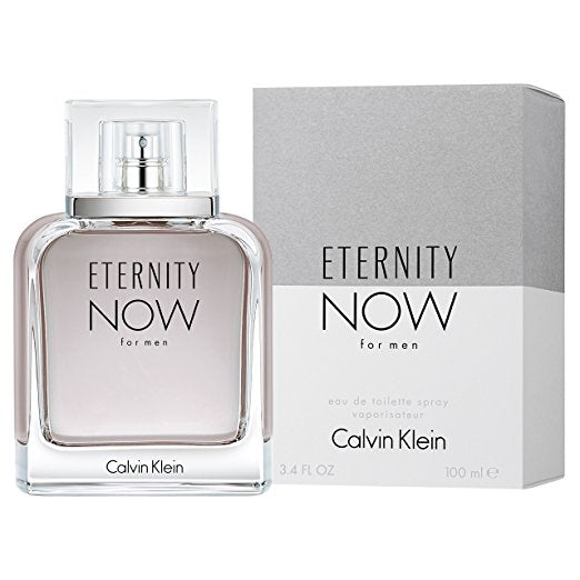 Eternity Now By Calvin Klein EDT 100ml For Men