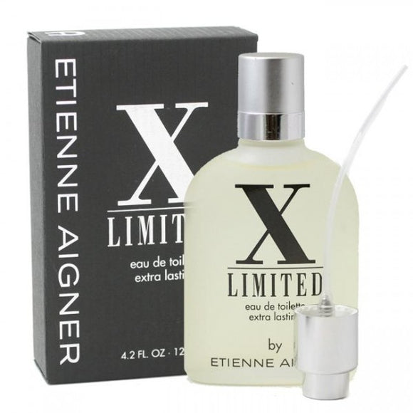 Aigner X Limited by Aigner EDT 125ml (Men)