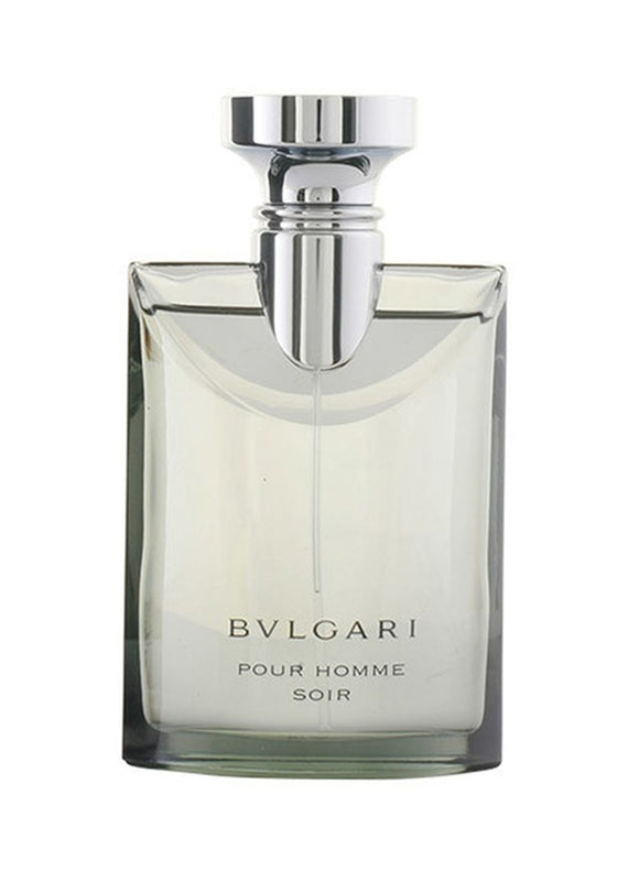 Pour Homme Soir EDT 100 ml by Bvlgari For Men