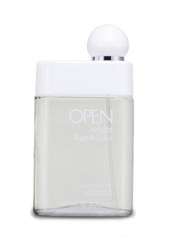 Open White EDT 100 ml by Roger & Gallet For Men
