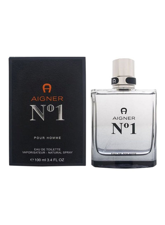 No 1 EDT 50 ml by Aigner For Men