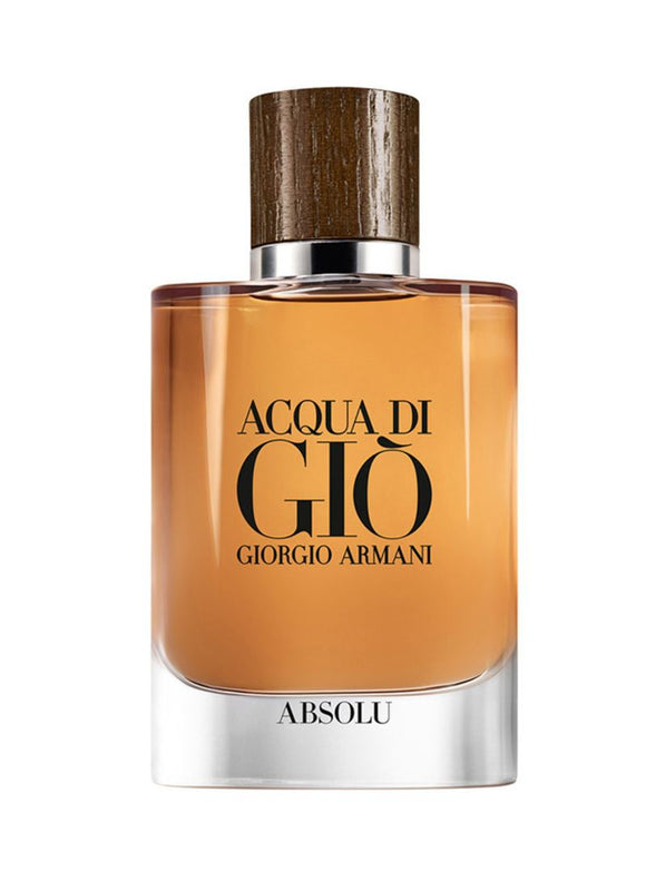 Acqua Di Gio Absolu EDP 125 ml by Armani For Men