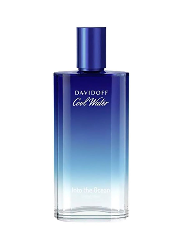 Cool Water Into the Ocean EDT 125 ml by Davidoff For Men
