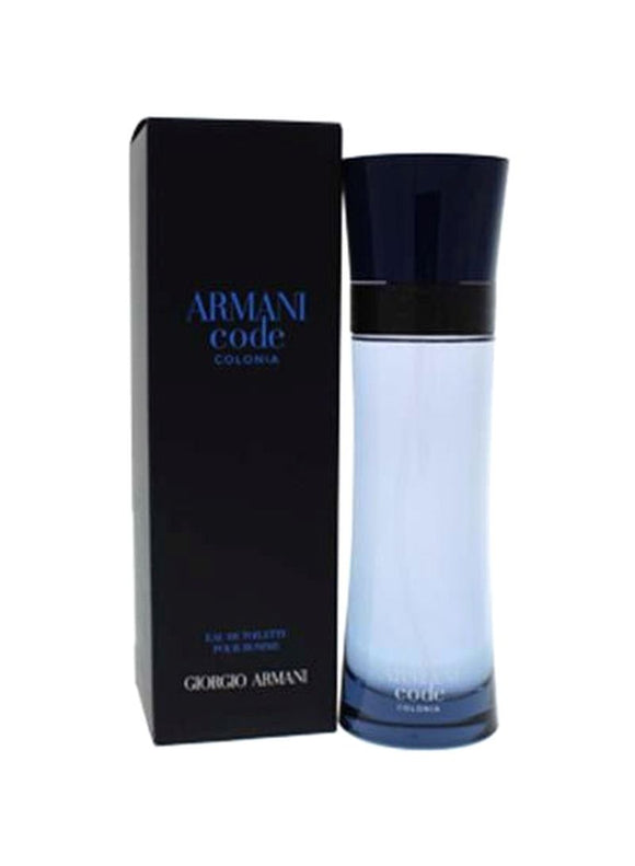 Armani Code Colonia EDT 125 ml by Armani For Men