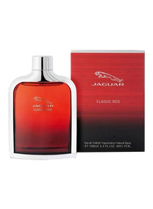 Classic Red EDT 100 ml by Jaguar For Men