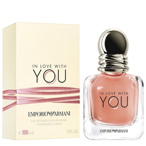 In Love With You by Emporio Armani EDP 100ml (Women)