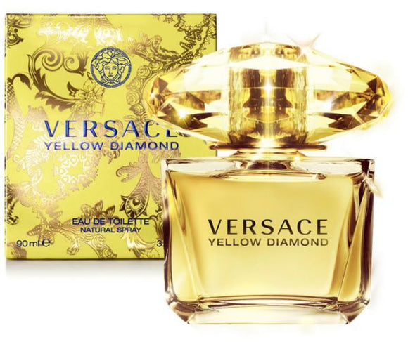 Versace Yellow Diamond by Versace EDT 90ml (Women)