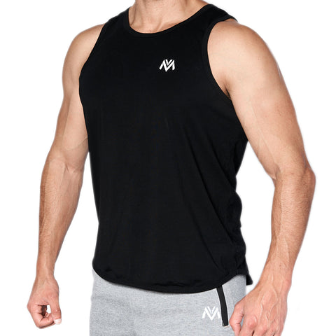 M5 Apparel, Tank, Scoop Tank, Tank Top, Fitness, Apparel, Slim Fit, Athletic