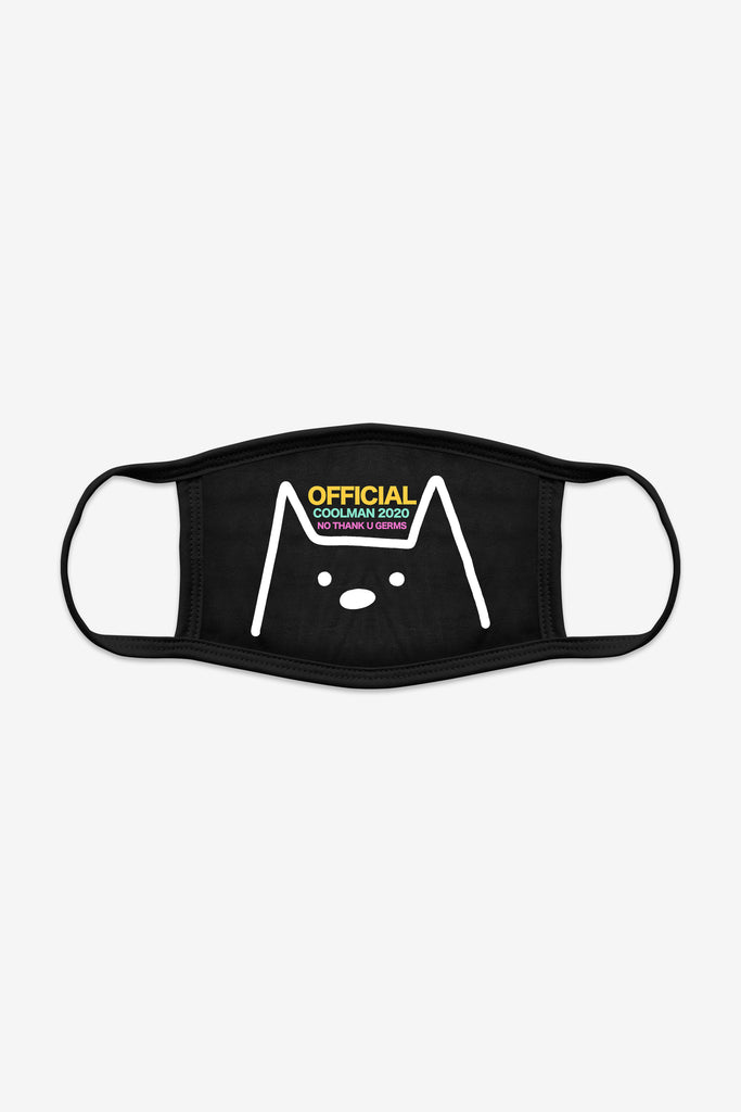 Coolman Reversible Face Mask