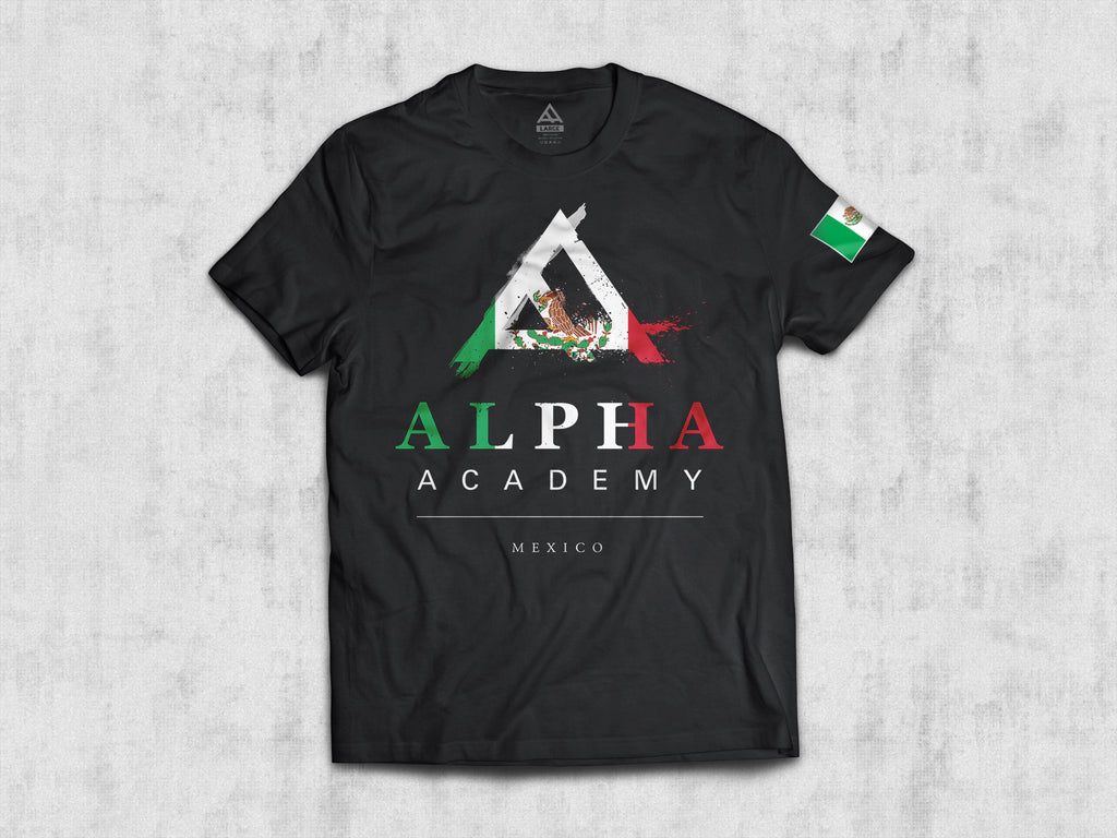 Alpha Academy / Mexico • Men's Short Sleeve Tee