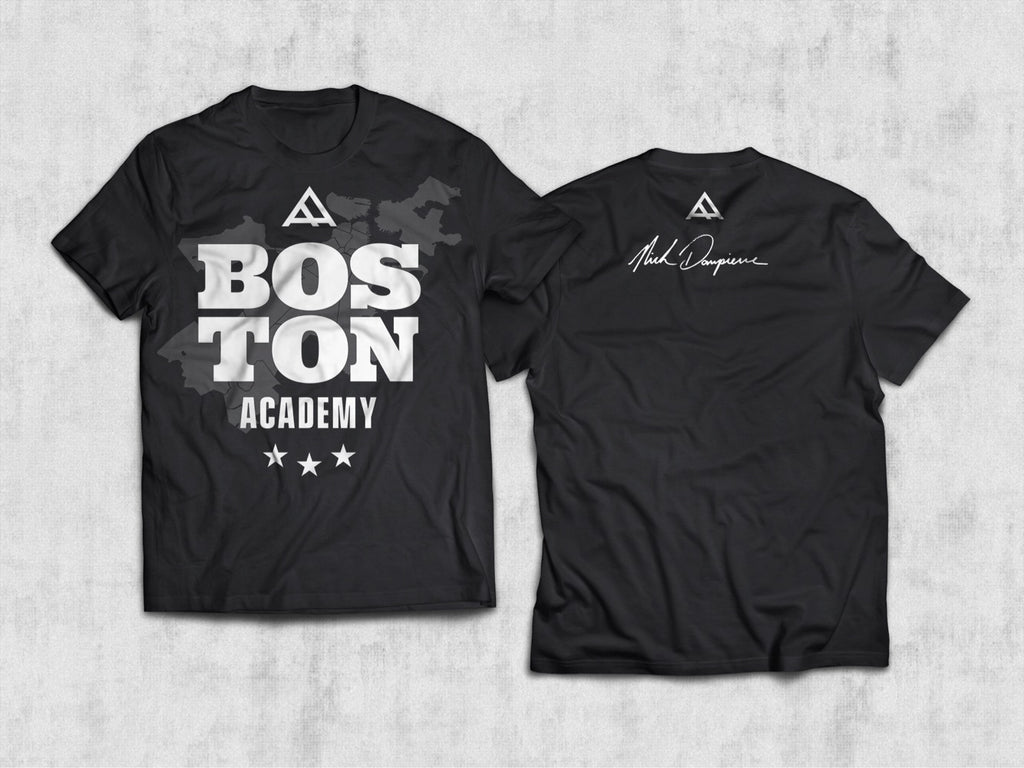 Alpha Academy City Collection / Boston • Men's Short Sleeve Tee