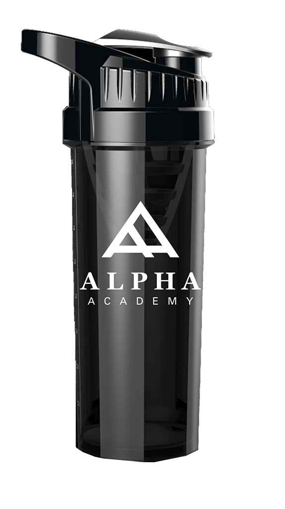 Alpha Academy Custom Bottle