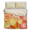 Mandala Sunshine Bed Sheets - BohoHip