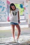 "Women's ""Keep Your Wings"" Tee - BohoHip"