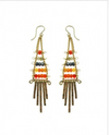 Boho Tiered Earrings - BohoHip