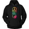 Teach Peace Sweater - BohoHip