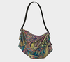 Mandala Swirls Origami Bag