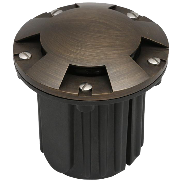 UNB07- Round Multi-Directional In-ground Well Light