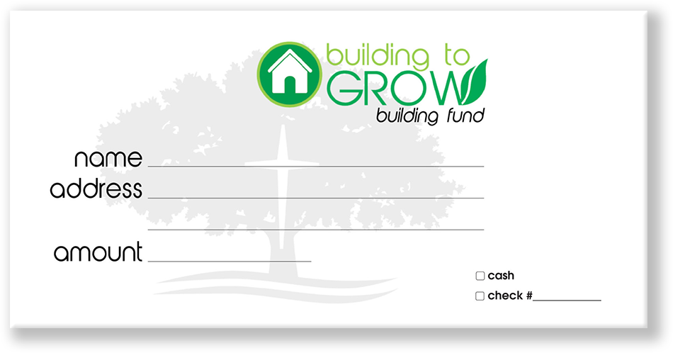 Offering Envelopes for Church   Building Funds   Great Quality
