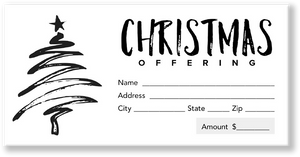 Tithing Envelopes