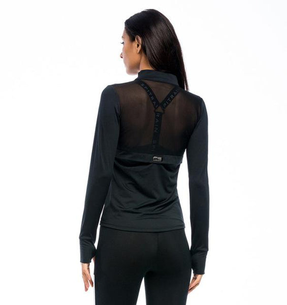 Activewear - Breathable Active Sweatshirt