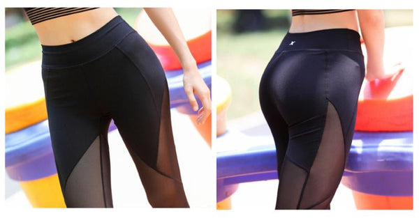 Leggings - Moisture Wicking Seamless Leggings