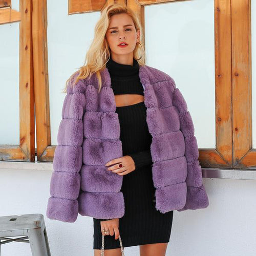 Elegant Warm Outwear Coat