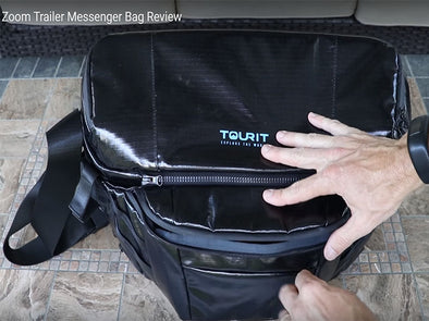 A Great Cooler Bag - Tourit Zoom Trailer