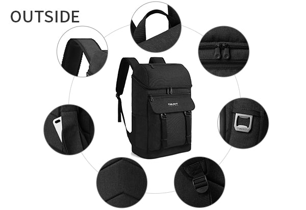 Soft Rucksack Cooler Bag