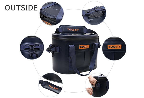 TOURIT Voyager 30 cans soft side cooler