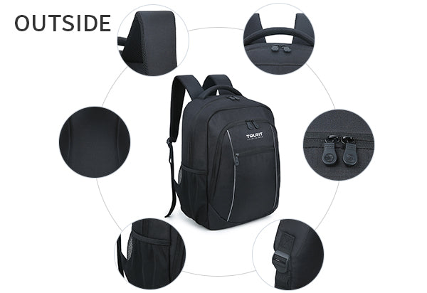 Cuckoo insulated backpack cooler