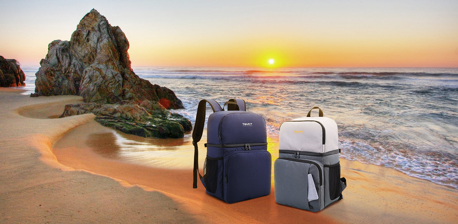 TOURIT Cockatoo Insulated Backpack Cooler